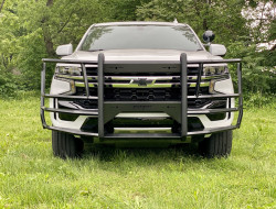 2020 2021 Chevy Tahoe PPV SSV Z71 Grille Guard Deer Guard Police Guard Setina Pro Guard