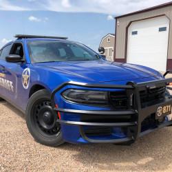2015 2016 2017 2018 2019 2020 Police Dodge Charger Pit Maneuver Tvi Grille Guard