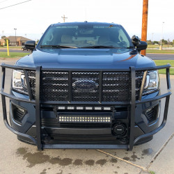 2018 2019 2020 Ford Expedition Grille Guard Deer Guard Police Guard Setina Pro Guard
