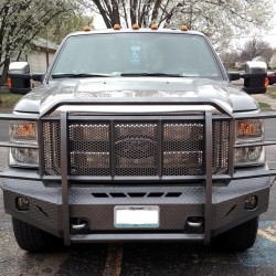 2011+ FORD F-250/350 ELITE SERIES IN A SILVER VEIN POWDER COAT