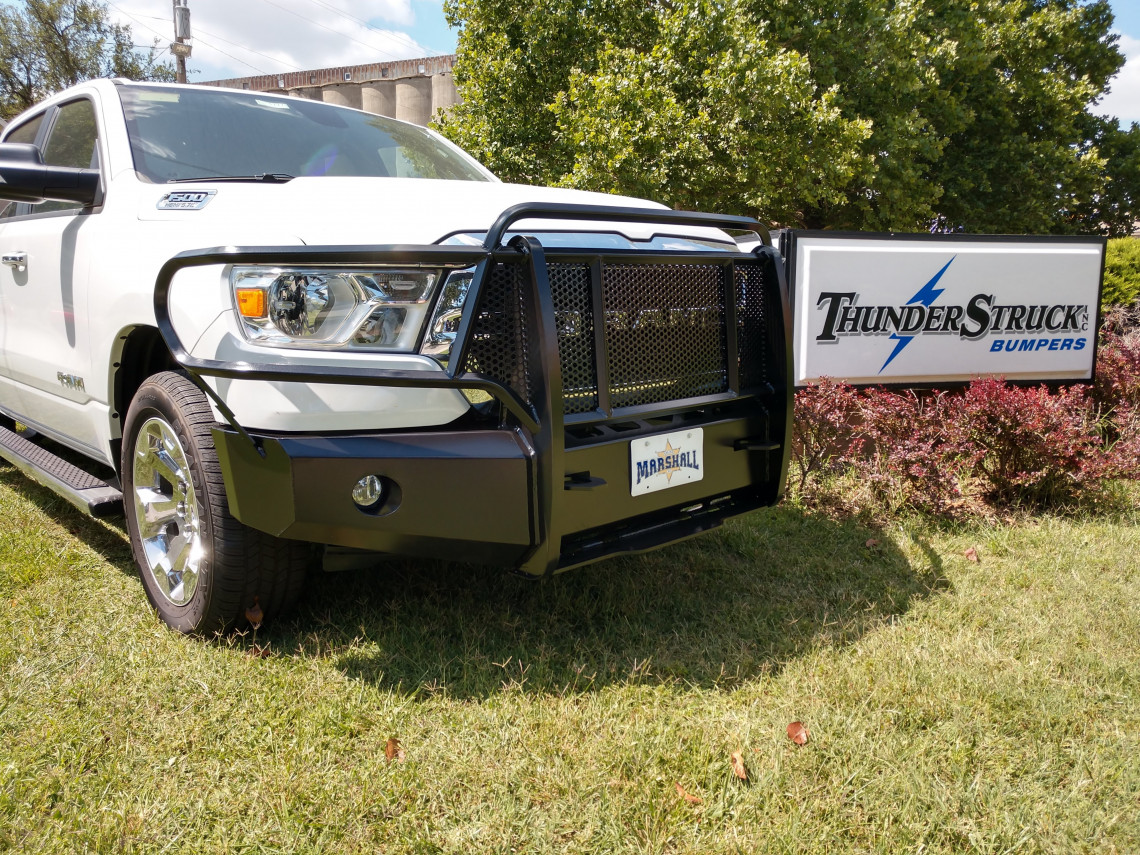 2019+ RAM 1500 ELITE SERIES FRONT END REPLACEMENT
