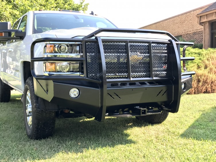 Chevy 2500/3500 Elite Series 2015+ | Thunder Struck Bumpers